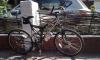 В Петербурге грабители попытались отобрать велосипед у полицейского
