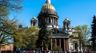 В среду погода порадует петербуржцев теплом и солнцем