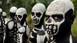 В Папуа-Новой Гвинее арестованы 54 людоеда