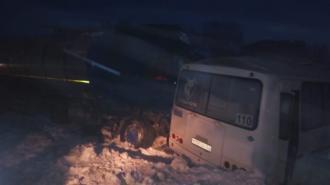Названа предварительная причина ДТП с автобусом под Новосибирском