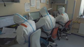 За последние сутки на коронавирус в Петербурге протестировали более 20 тысяч человек