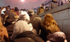 "На станции ""Девяткино"" произошел коллапс из-за скопления людей"
