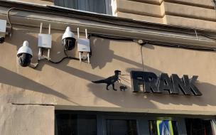 Фоторепортаж: Новые видеокамеры на улице Рубинштейна