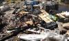 """Компания """"Новый век"""" пообещала в ближайшее время вывезти мусор со стихийной свалки в Купчино"""
