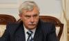 Губернатор Петербурга и глава избиркома обсудили подготовку к президентским выборам
