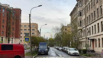 Дожди и похолодание ожидаются в Петербурге 14 мая