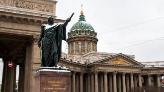 В пасхальную ночь в центре Петербурга ограничат движение