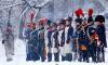 В сквере Суворовского музея прошла реконструкция битвы Отечественной войны 1812 года