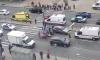 На Софийской улице ребенок выбежал прямо под колеса