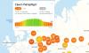 Индекс самоизоляции петербуржцев в среду просел до 2,4 баллов