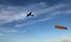 В небе над Петербургом 9 мая пролетит огромная Георгиевская лента