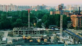 В этом году в Петербурге ввели 840 тыс. квадратных метров жилья