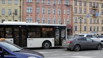 В январе петербуржцы стали реже пользоваться автобусами