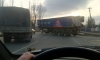 Нелепое ДТП: в Новочеркасске оторвавшийся прицеп фуры перекрыл дорогу на полдня