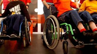 Выставки творческих работ «Центра социальной реабилитации инвалидов Фрунзенского района»