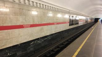 """На станции метро """"Владимирская"""" подросток упал на рельсы"""