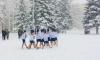 На Урале девочек-кадетов заставили маршировать по снегу в юбках и балетках