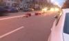 Очевидцы: На проспекте Металлистов из «Газели» выпал хлеб