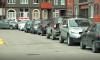 Петербуржцы в апреле на 60% реже стали пользоваться платными парковками