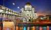 В Москву доставили Благодатный огонь из Иерусалима