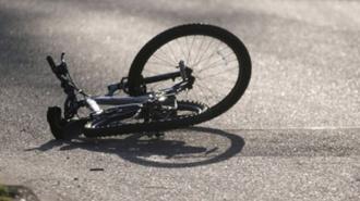 Легковушка сбила насмерть пенсионера на велосипеде