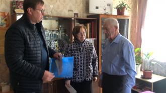 Ветеранам Гатчинского района отремонтируют дома
