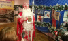 Дед Мороз и Снегурочка поздравят пассажиров с наступающим Новым годом на Финляндском вокзале