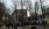 Школу на Омской улице экстренно эвакуировали