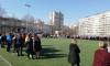 На улице Кустодиева эвакуировали школу №112