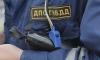 Полицейские со стрельбой задержали водителя-нарушителя в Петергофе