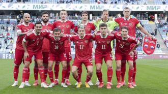 Черчесов назвал расширенный состав сборной России по футболу на Евро