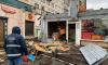В трех районах города снесли незаконные торговые павильоны с фруктами и выпечкой