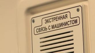 """Петербуржец увидел искры на станции метро """"Петроградская"""""""
