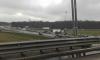 Водители: Мурманское шоссе стоит в огромной пробке