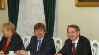 1 апреля Панкратов станет председателем комитета по культуре