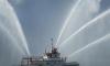 Пожар на судне «Академик Лазарев» потушен, экипаж не пострадал