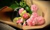 Школьники и ветераны возложили цветы к памятной доске в честь героев ВОВ на Невском проспекте