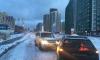 ДТП из трех машин перекрыло дорогу в Мурино