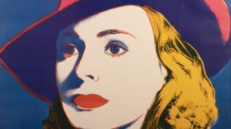 Выставка работ Энди Уорхола откроется в Петербурге