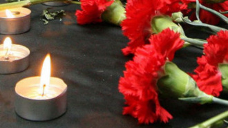 Волгоградцы устроили траурный митинг в память о погибших в теракте