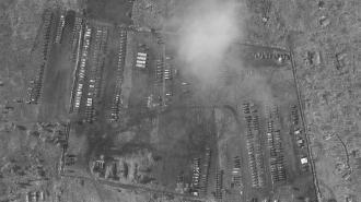 CIT рассказала о полевом лагере российских военных под Воронежем