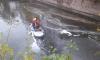 За неделю в акватории Петербурга собрали более тонны нефтепродуктов