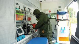 За сутки в Петербурге коронавирусом заболели ещё 767 человек
