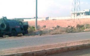 Взрыв прогремел на пути следования российской военной полиции в Сирии
