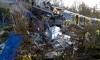 Появились ужасные фото с места столкновения двух поездов в Германии