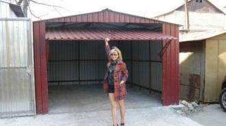 В Приморском районе гаражные комплексы сносят без проектного плана застройки