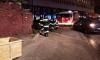 Юный руфер на крыше аварийного дома в Адмиралтейском районе перепугал прохожих