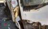 В Сосновно рейсовый автобус с 18 пассажирами попал в ДТП