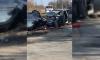 В Горелово столкнулись два автомобиля