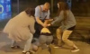 В Петербурге водитель автобуса и школьник-безбилетник устроили драку